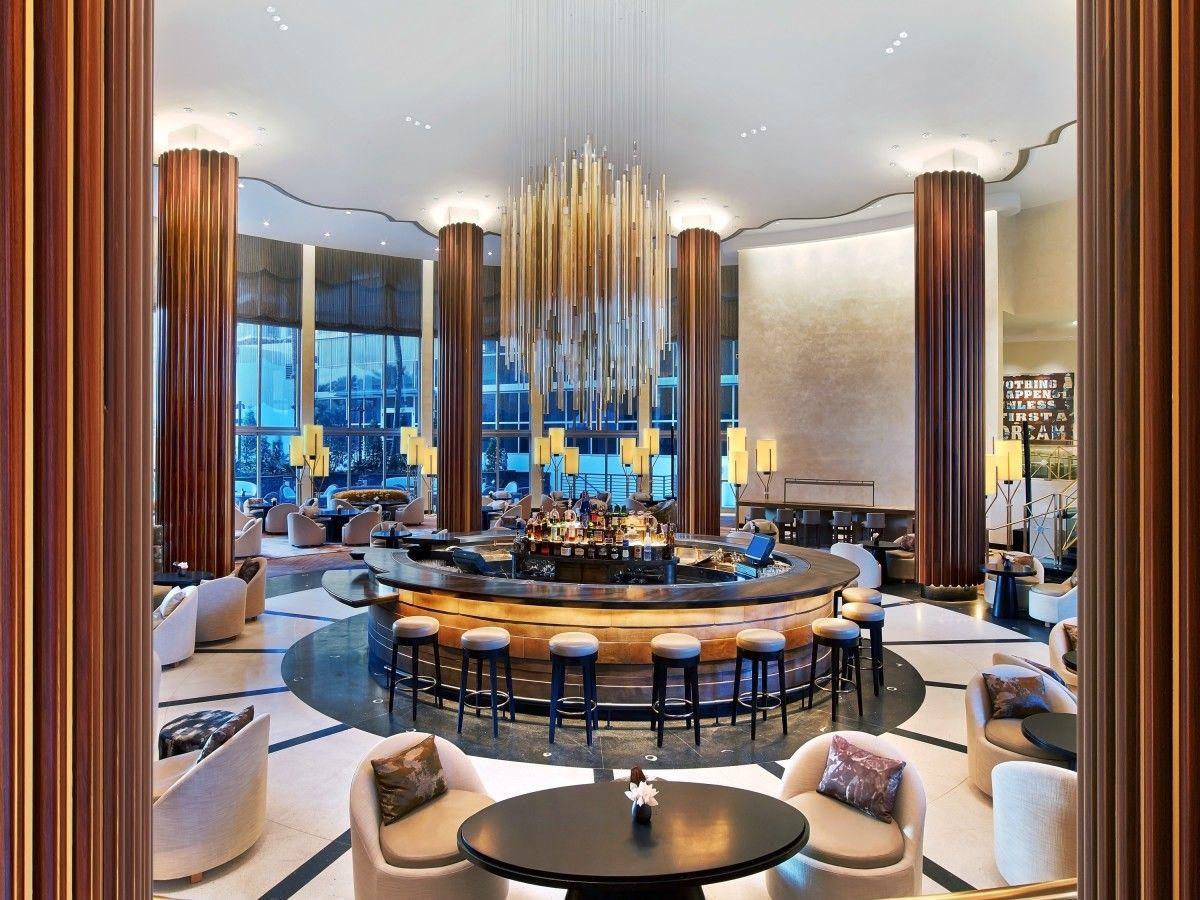 Eden Roc & Nobu Hotel Miami Beach Lobby