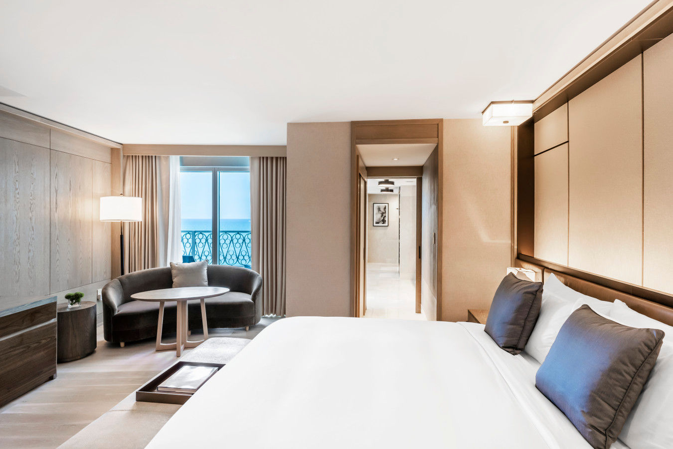 Nobu Villa Connecting Room - Nobu Hotel Miami Beach