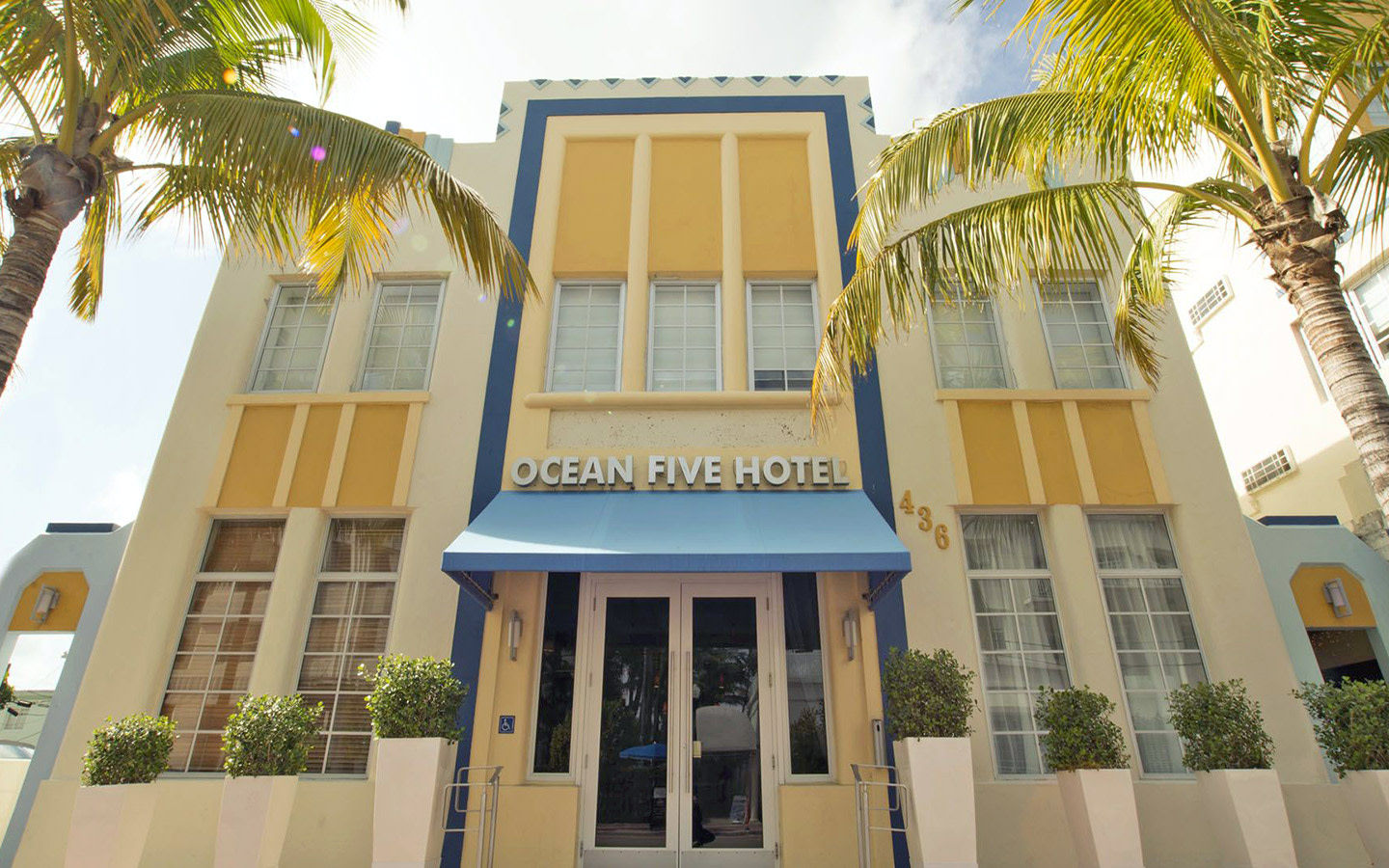 Ocean Five Hotel - Miami Beach