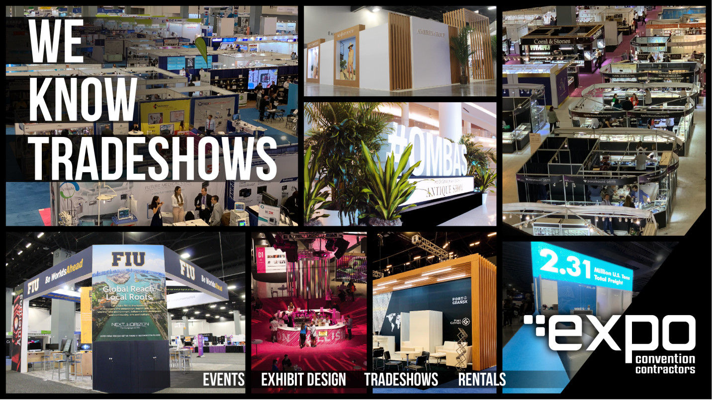 We know tradeshows