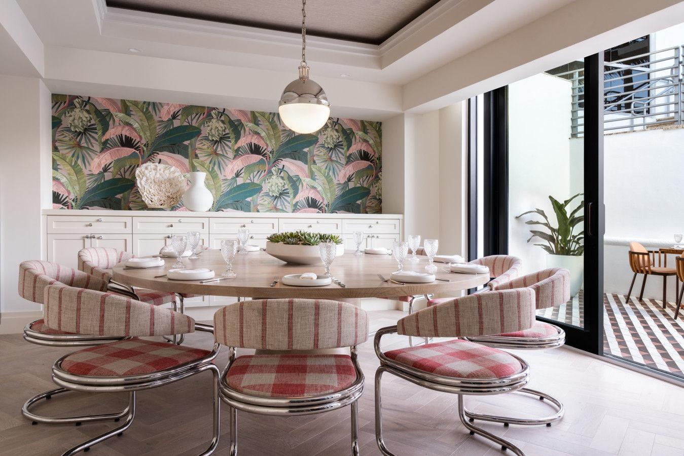 Fuego y Mar Private Dining Room