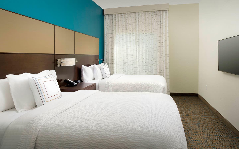 Suite lit double