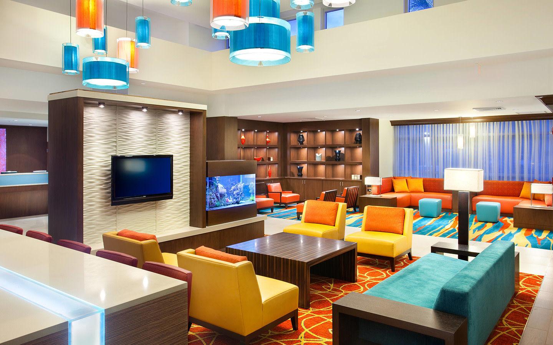 Residence Inn Miami Airport Hotel Lobby
