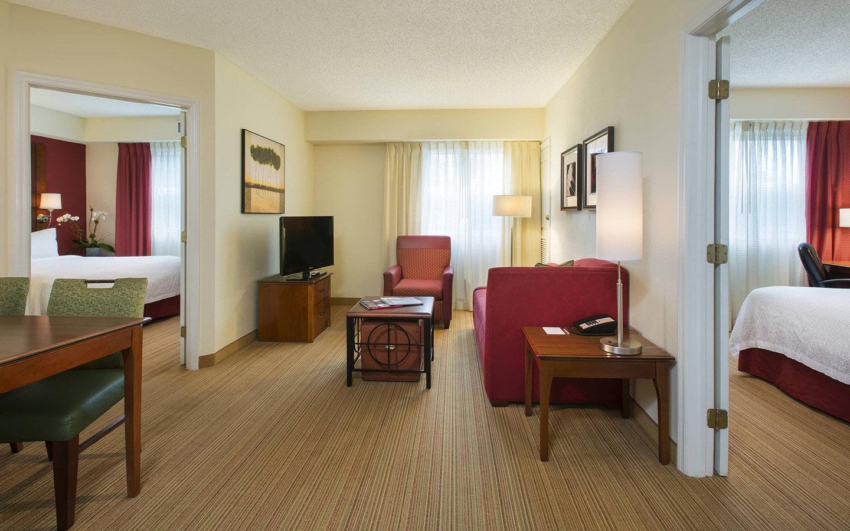 Suite à deux chambres