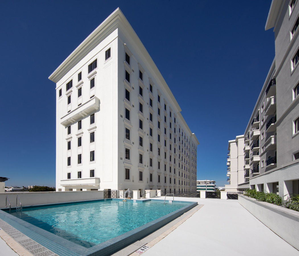 Rooftop Pool in the Center of Coral Gables