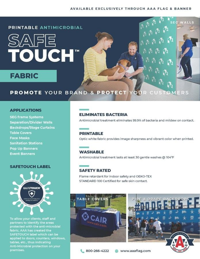 SafeTouch Fabric