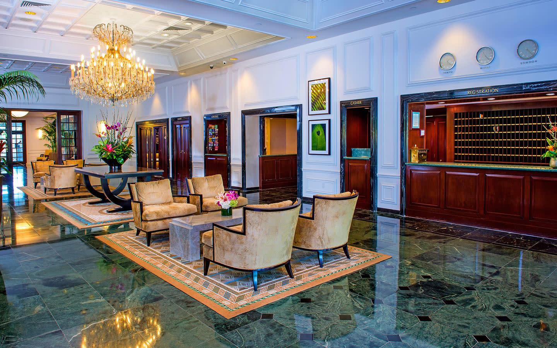 Hotel Vestíbulo