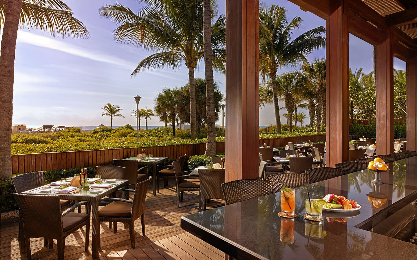 The Ocean Grill at The Setai
