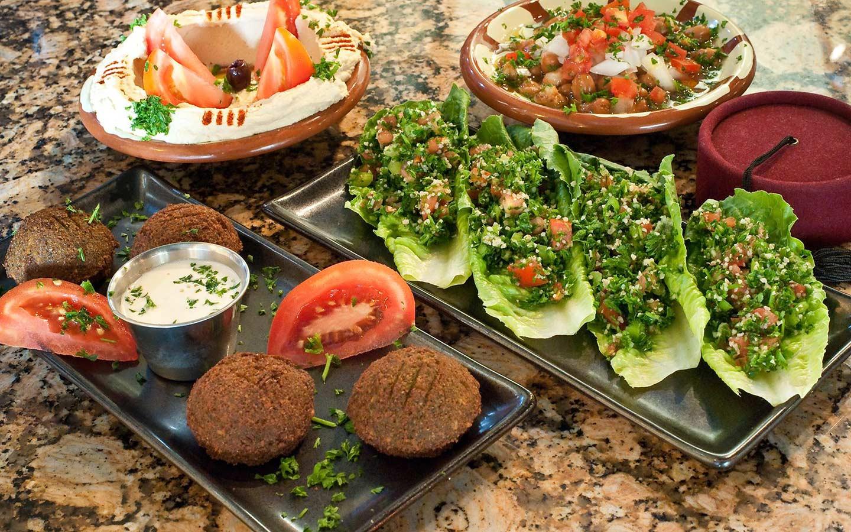 Shaddai Lebanese Cuisine & Grill