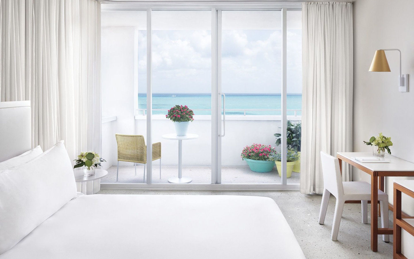 Shore Club Guest Room