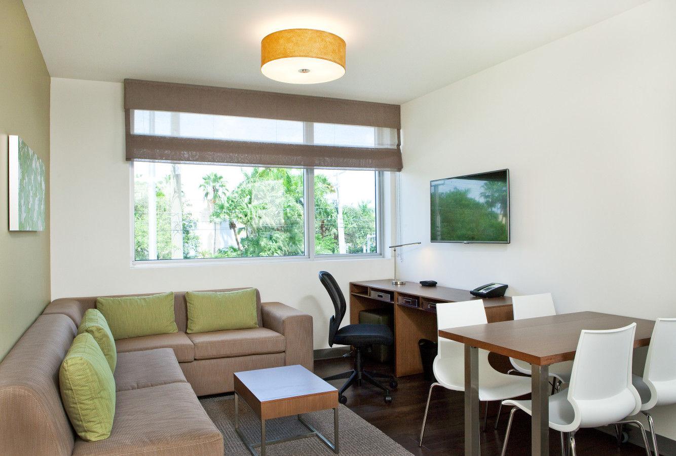 Living room - Suites