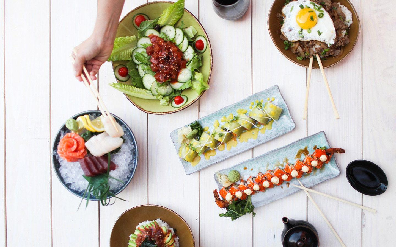 Sushi Maki Restaurants