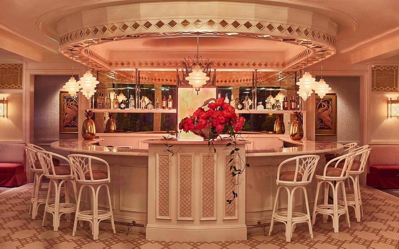 Swan Bar Bevy