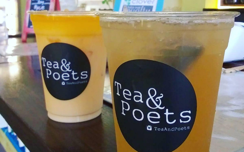 Tea & Poets