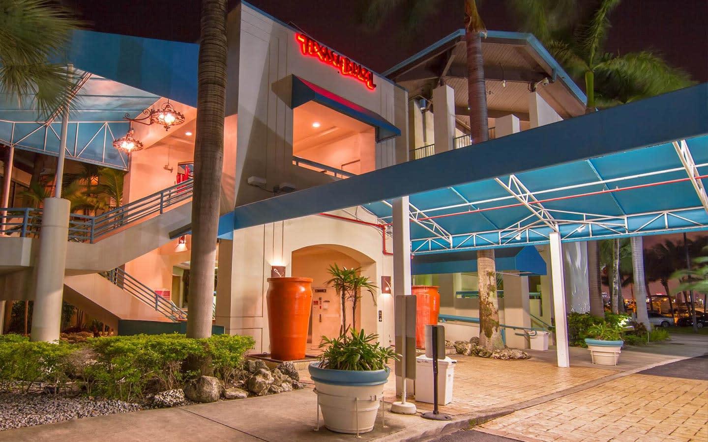 Texas de Brazil Miami Beach Entrada