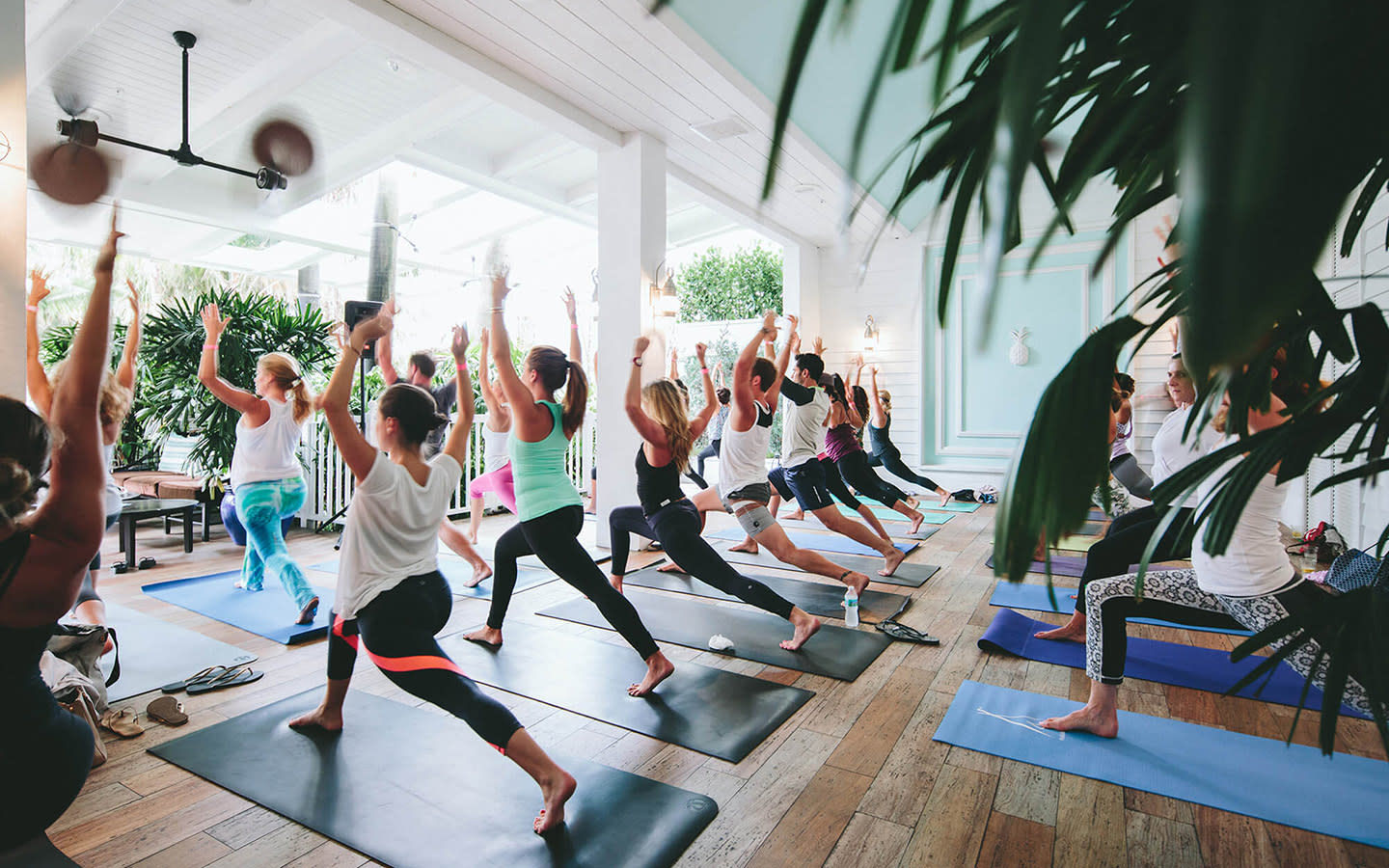 Yoga classes for all levels