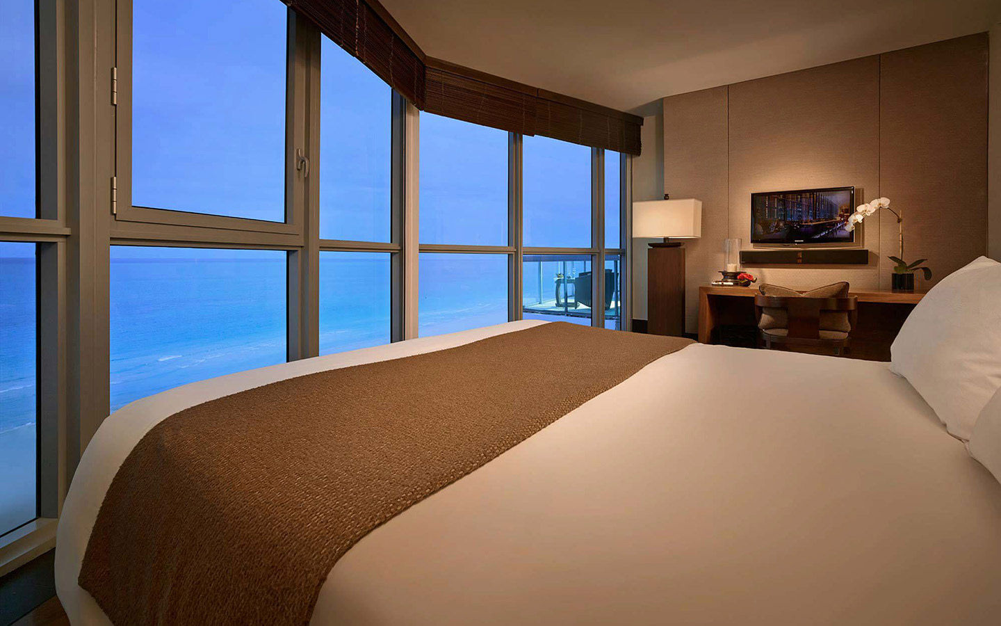 Two Bedroom Ocean Front Suite- The Ocean Suites