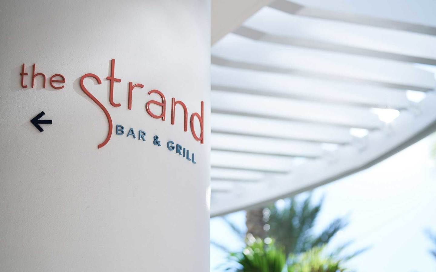 The Strand Bar & Grill