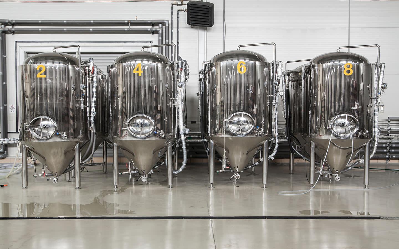 Tank Brauerei