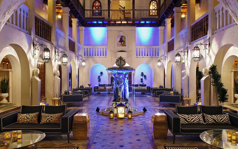 Villa Casa Casuarina Interior Main Hall