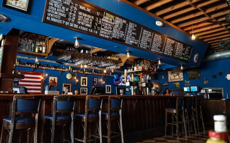 The Bar intérieur