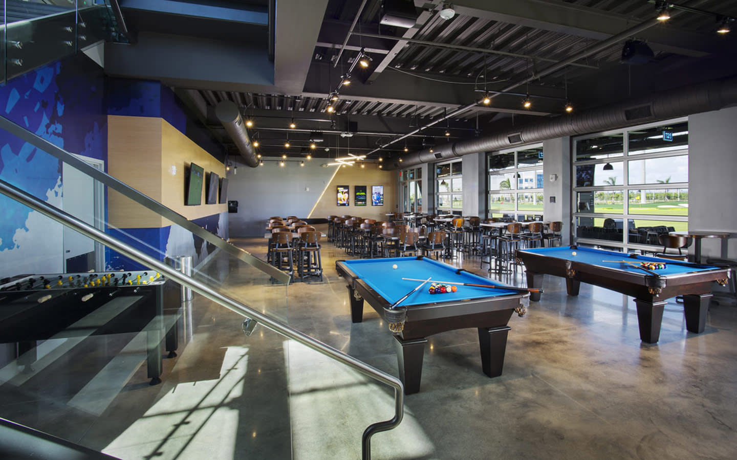 Topgolf Doral Billiards