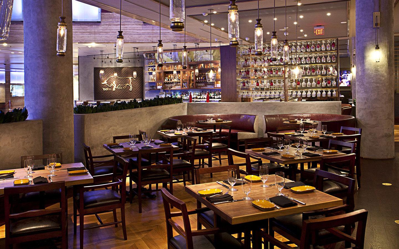 Toro Toro Restaurant & Bar Dining Room
