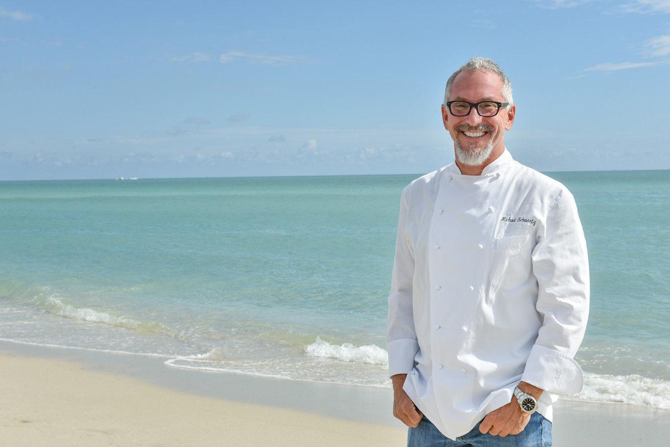 Chef Michael Schwartz