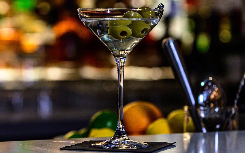 Martini at Tur Kitchen