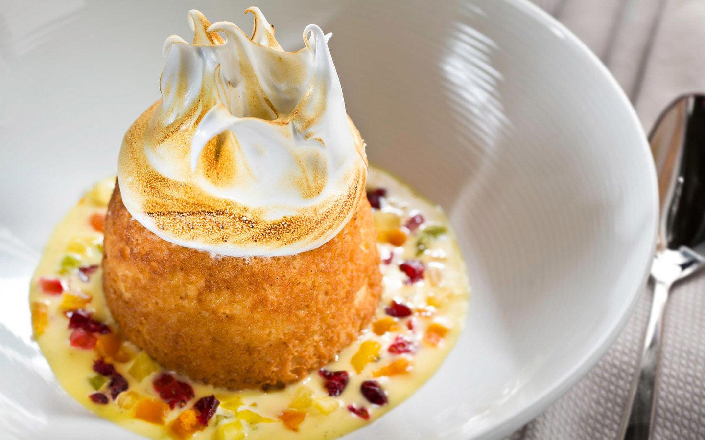 Tuyo dessert