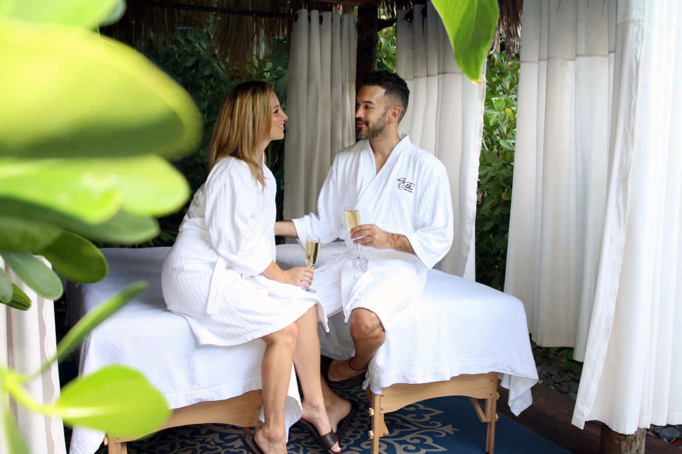 Couples Cabana Massage