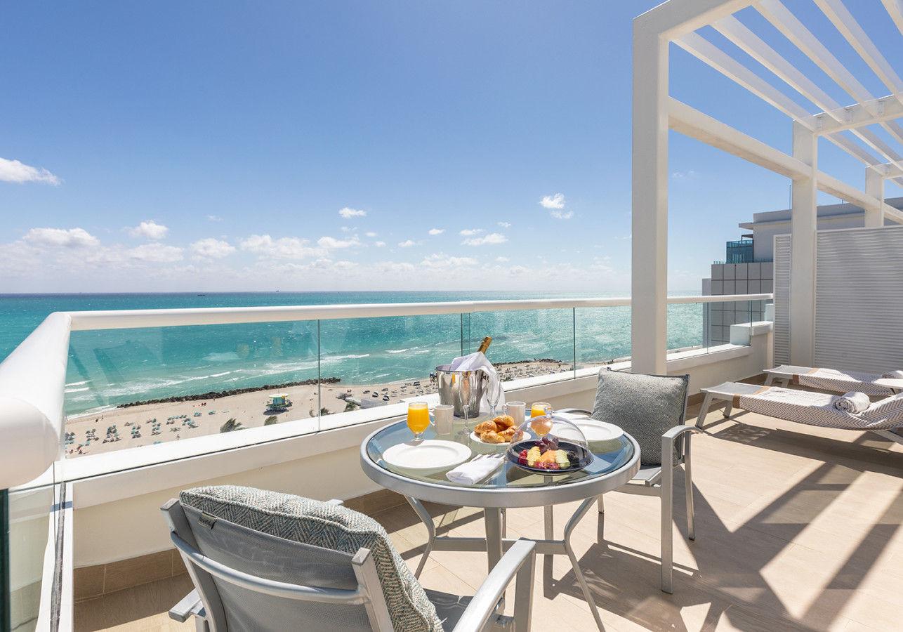 One Bedroom Suite Balcony