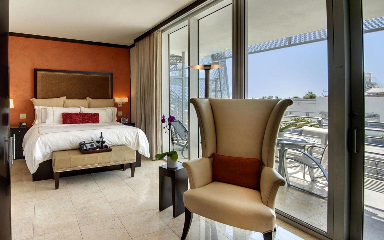 Z Ocean Suite  & Terrace