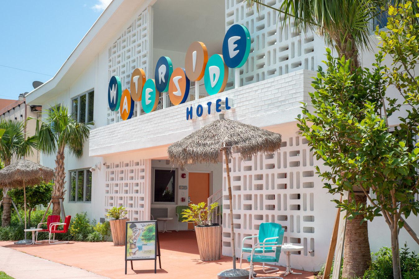 Waterside Hotel - Exterior
