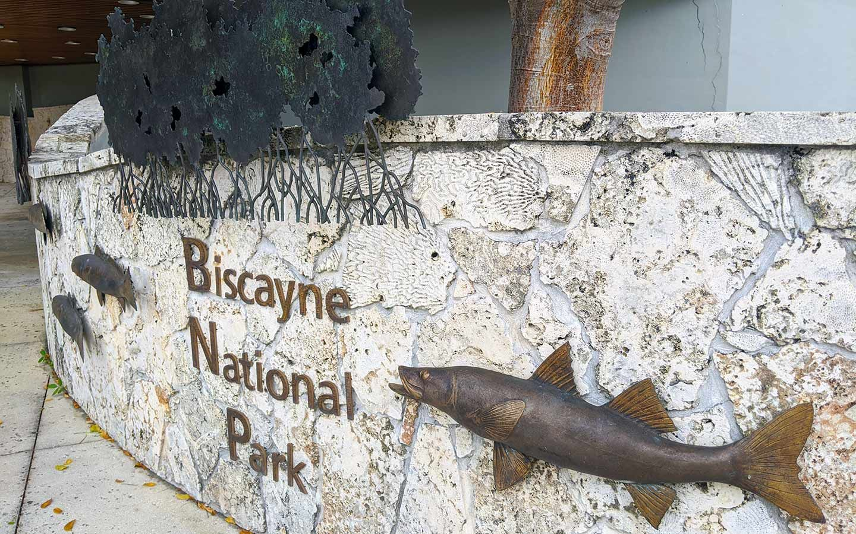 Biscayne National Park Dante Fascell Visitor Center