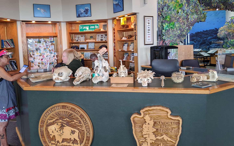 Biscayne National Park Dante Fascell Visitor Centre