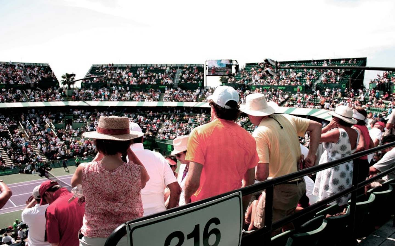 Crandon Park International Tennis Center