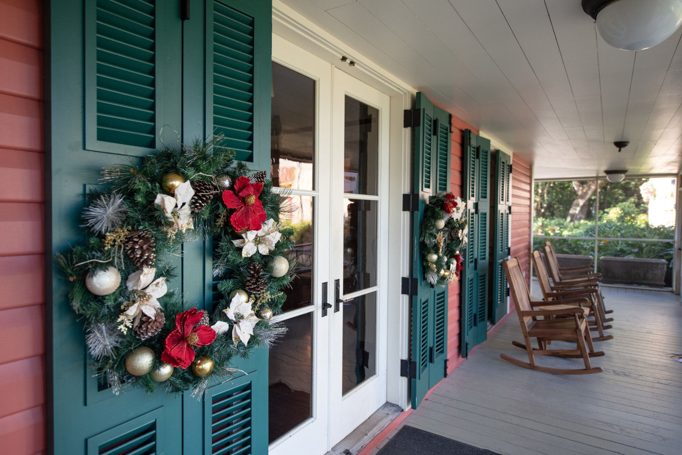 Holidays at Deering Estate