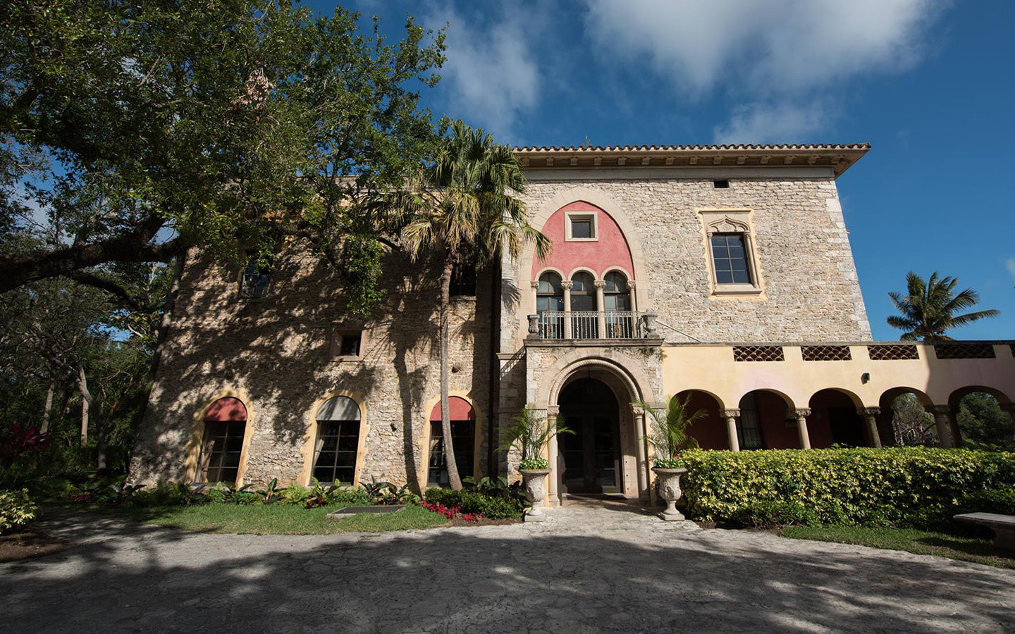 Deering Estate stone house