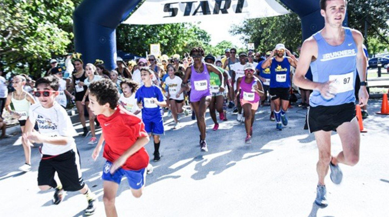 Virginia Key Beach Race