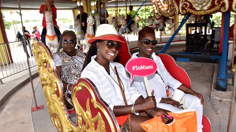 Historic Virginia Key Beach Park Historic Carousel