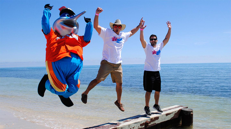 Historic Virginia Key Beach Park Art Sea Event