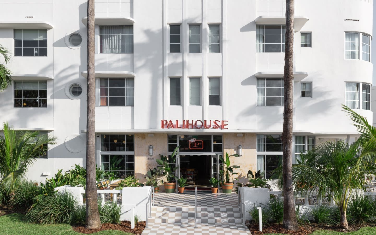 Palihouse Miami Beach facade