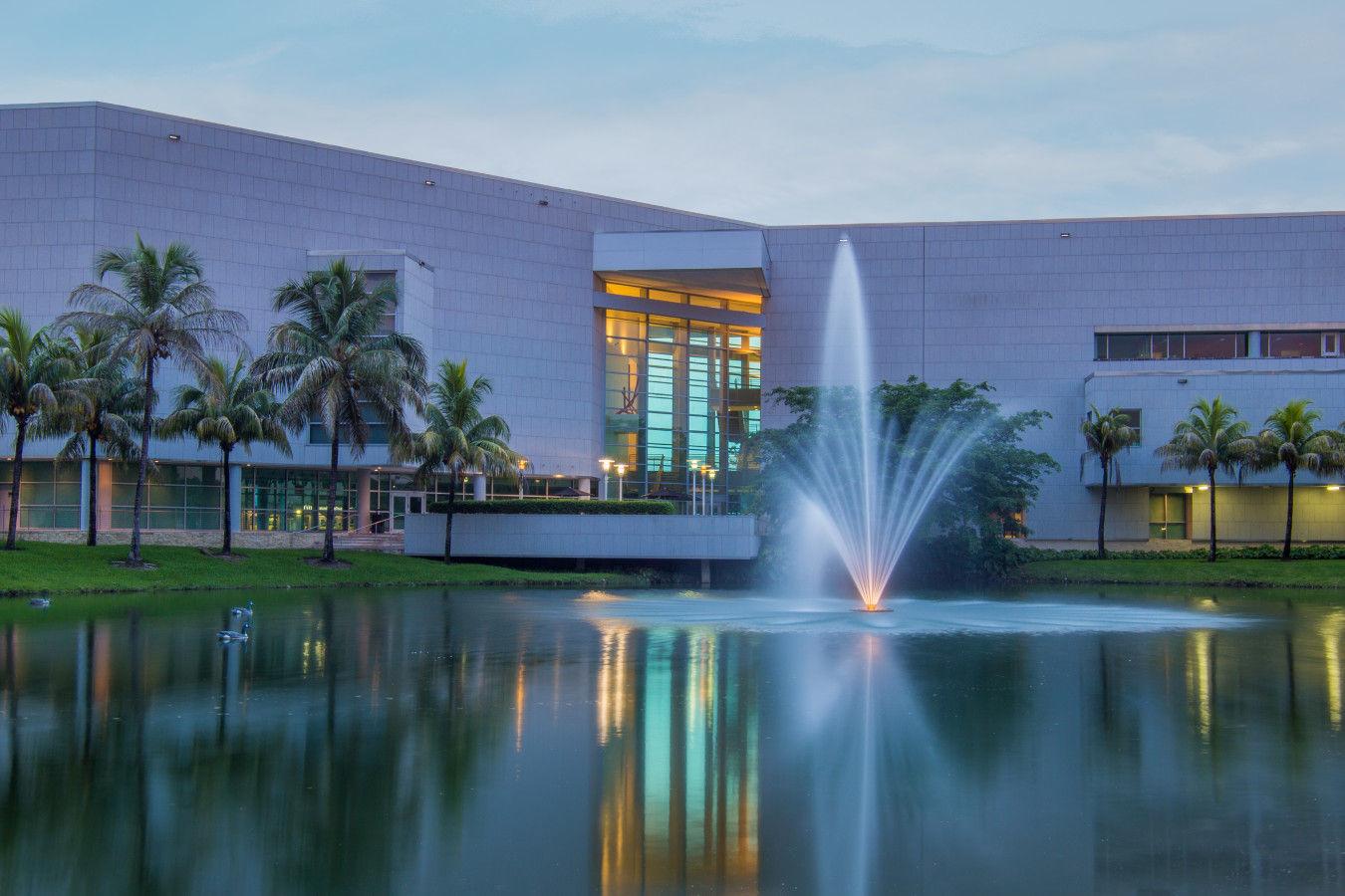 Patricia & Phillip Frost Art Museum FIU