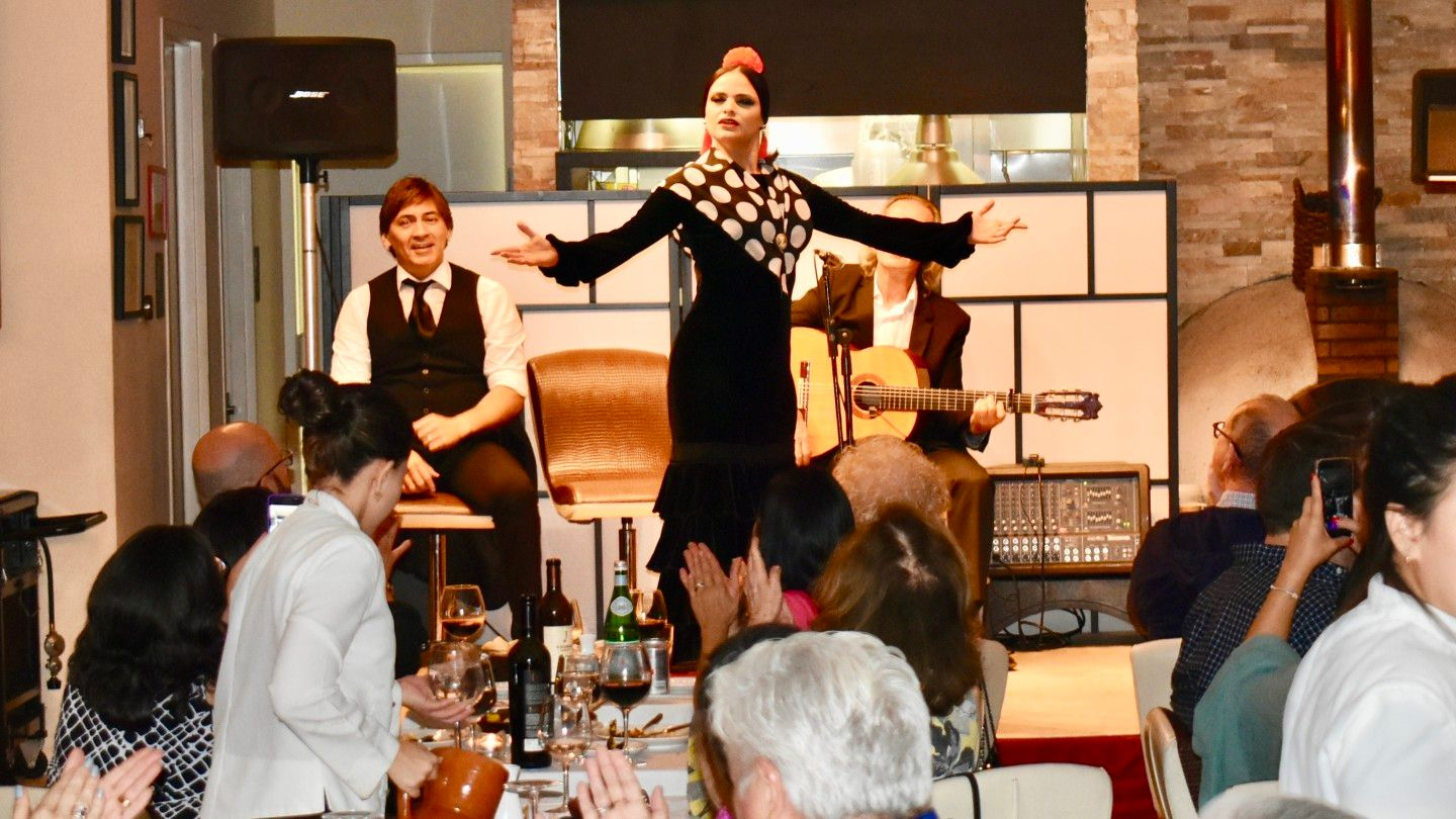 Flamenco Shows featuring the Best Artists of Miami