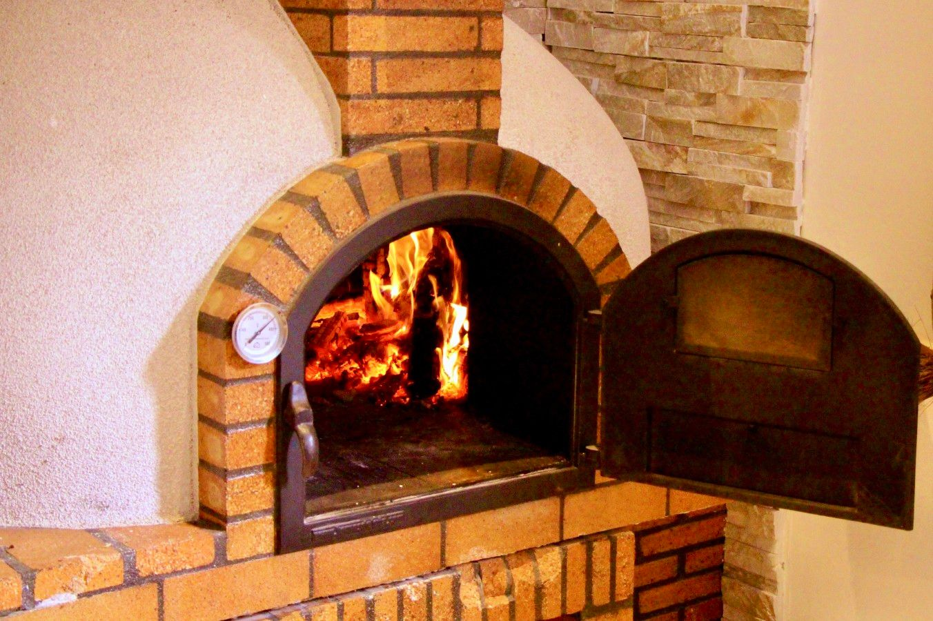 Traditional Wood-Fired Oven from Spain