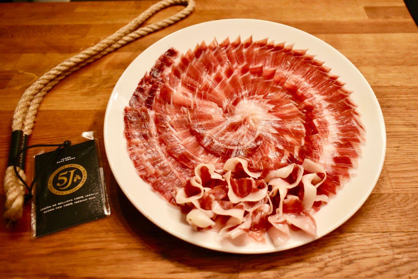 Cinco Jotas Iberico Ham 100% Acorn-fed