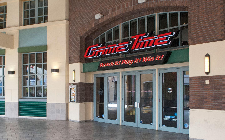 GameTime entrance