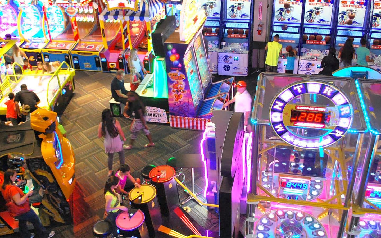 Mega Arcade w/ 160+ games