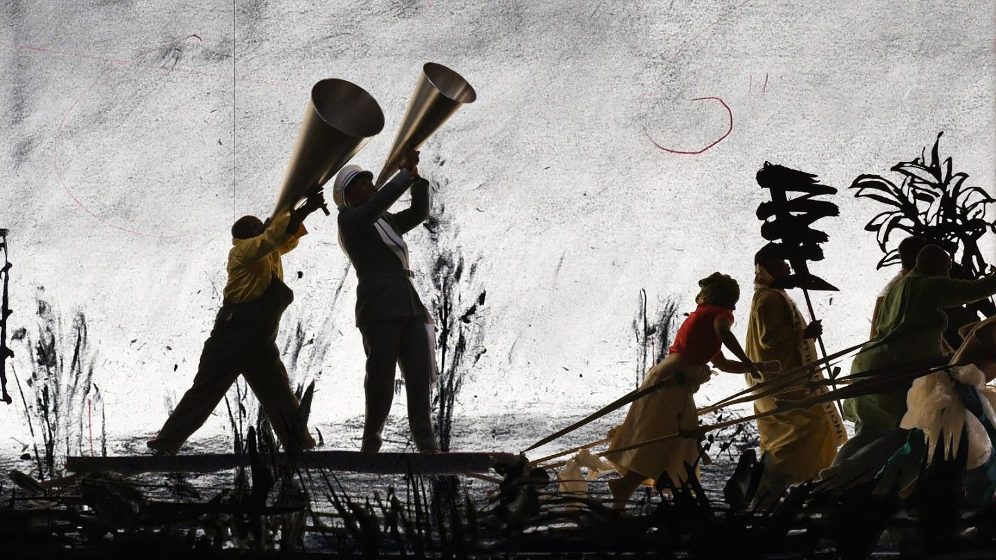 William Kentridge,